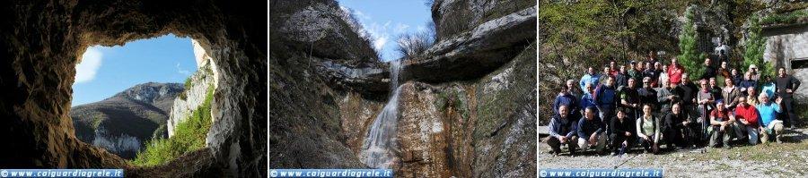 Maiella - Cascata delle Fraga Riusse