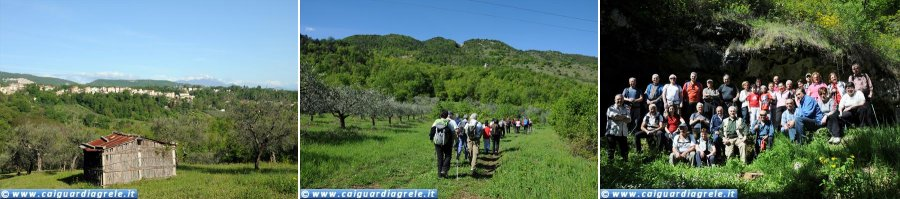 Traversata Guardiagrele - Roccamontepiano
