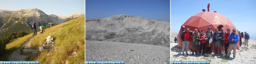 Traversata della Maiella - Monte Amaro