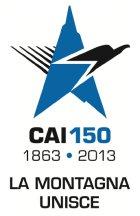 logo 150° Club Alpino Italiano