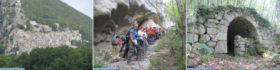 Grotte pastorali di Feudo D'Ugni