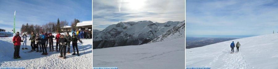 Majella - Auguri sulla neve ... ciaspolando