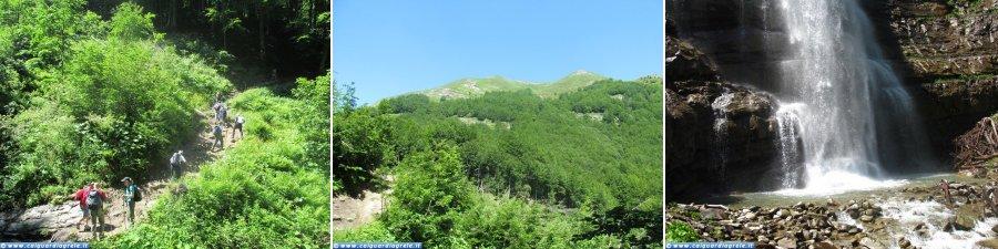 Parco Naz. del Gran Sasso e Monti della Laga - Cascata della Morricana (ph: Antonio Taraborrelli)