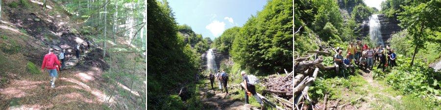 Parco Naz. del Gran Sasso e Monti della Laga - Cascata della Morricana (ph: Giuseppe Primante)