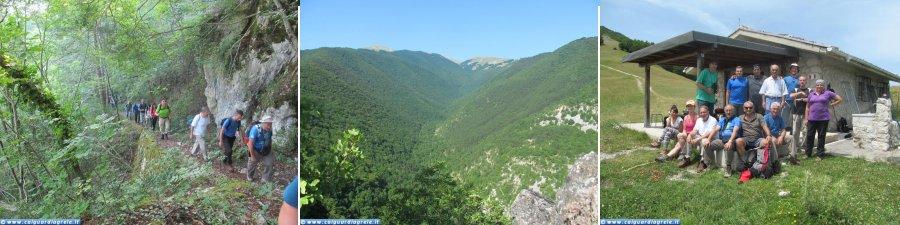 Monte Genzana (ph: Antonio Taraborrelli)