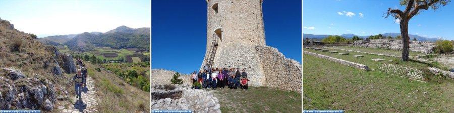 Bominaco – Tussio - Tratturo Magno – Peltuinum - Grotte di Stiffe (ph: Sergio Millemaci)