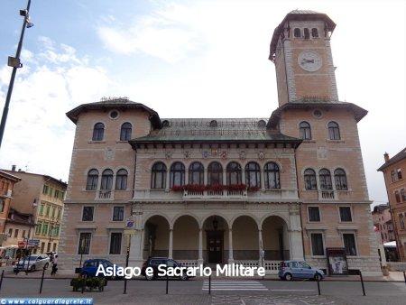 Asiago e sacrario Militare(ph: Sergio Millemaci)