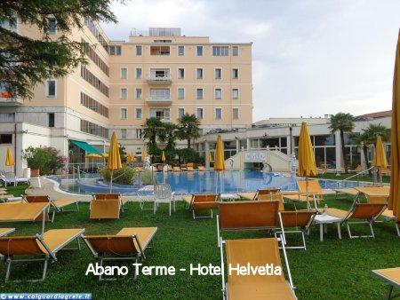 Abano Terme - Hotel Helvetia(ph: Sergio Millemaci)