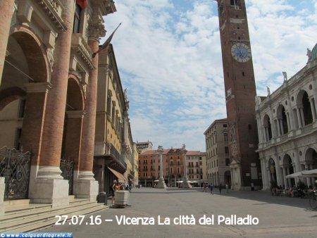 27.07.16 – Vicenza La città del Palladio(ph: Antonio Taraborrelli)