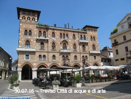 30.07.16 – Treviso Città di acque e di arte(ph: Antonio Taraborrelli)