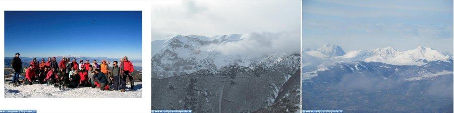 Auguri sulla neve - Maiella(ph: Antonio Taraborrelli)