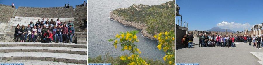 Pompei - Punta Campanella