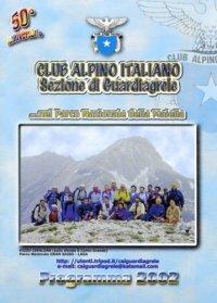 Programma 2002 CAI Guardiagrele