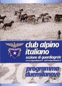 Programma 2009 CAI Guardiagrele